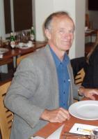 Wellington, Malcolm Evans from NewZealand