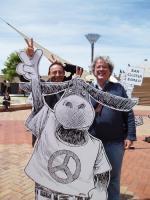 Wellington, Cartooning for Peace1