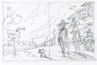 Segula primary sketch