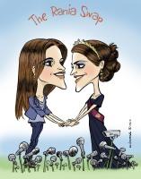 Queen Rania 2011