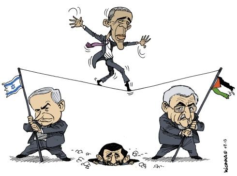 Obama Israel Palestine
