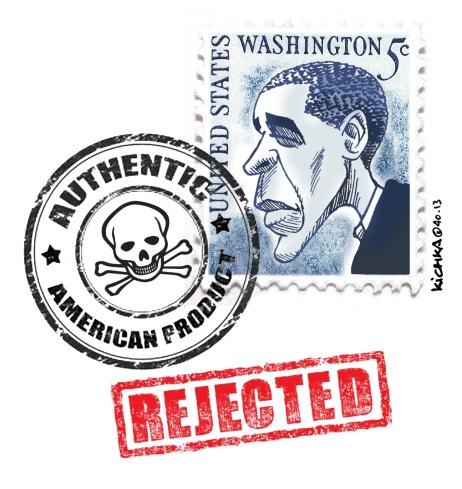 Obama letter poison