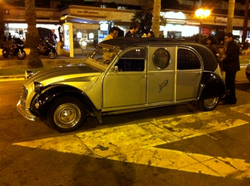 french limousine