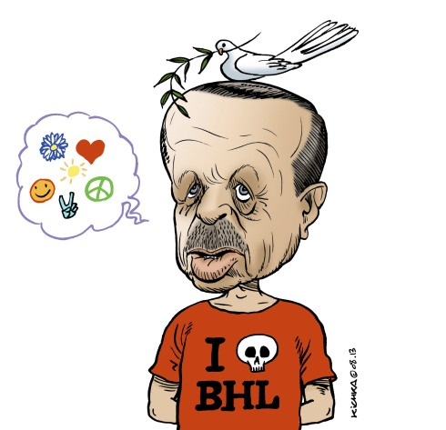 Erdogan summer 2013