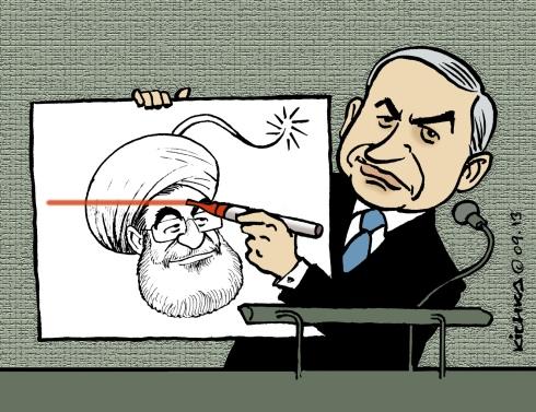 Bibi et Rouhani