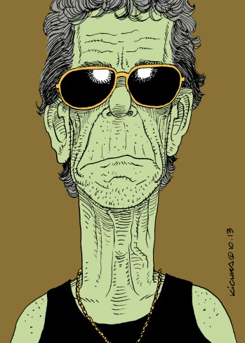 Lou Reed just a perfect day