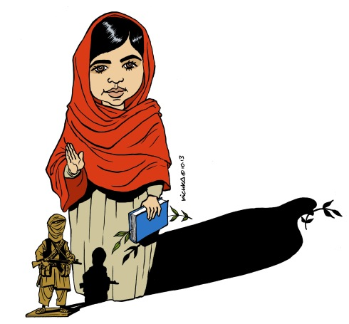 Malala Nobel Prize 2013