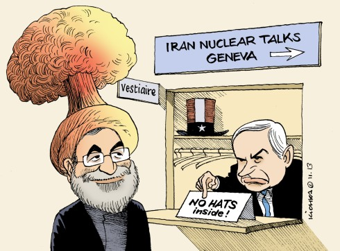 Iran Nuclear Talks Geneva