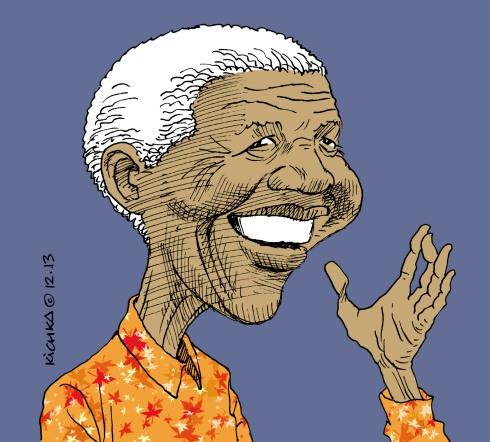 Nelson Mandela 1918.2013
