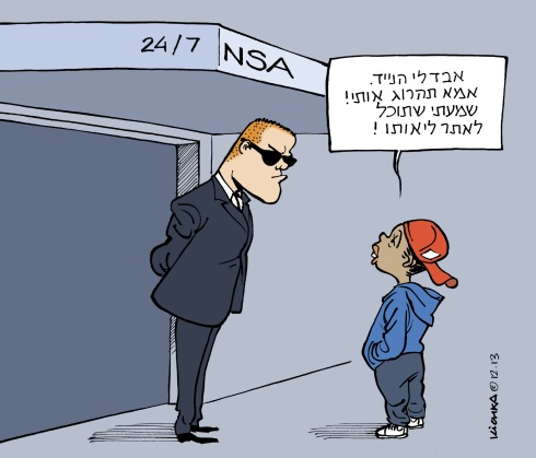 NSA dec 2013