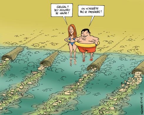 Mer polluée 2