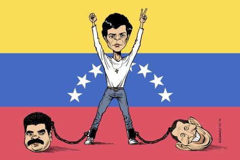 Leopoldo Lopez Venezuela