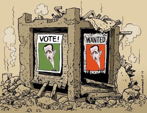 Assad elections