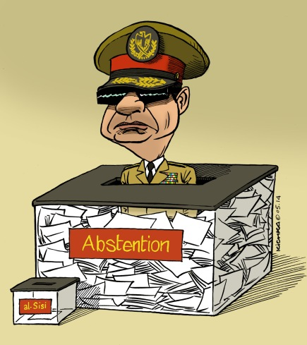 Sisi Egypte elections