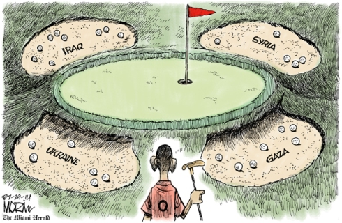 jm072914_72COLOR_Obama_Golf_Sand_Traps_Foreign_Policy