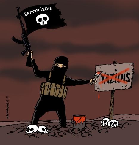 EIIL and Yazidis