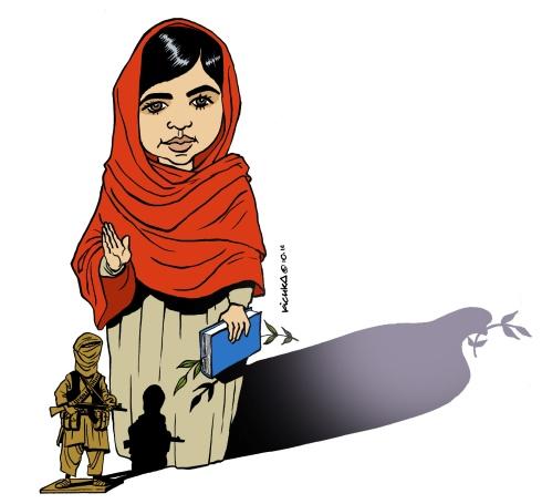 Malala Peace Nobel Prize 2014