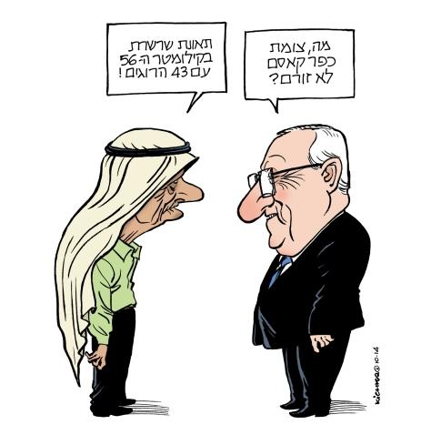 Rivlin Kfar Kasem