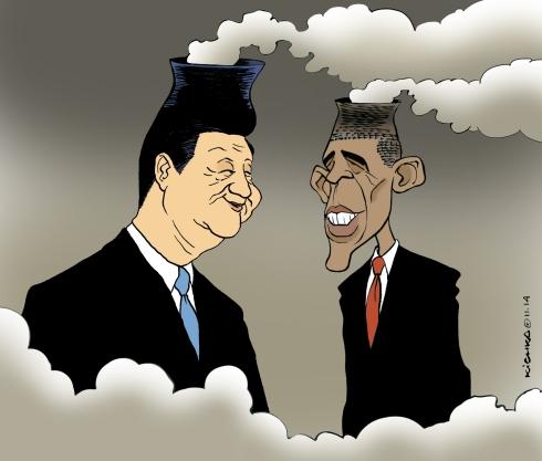 Obama-Xi Jinping