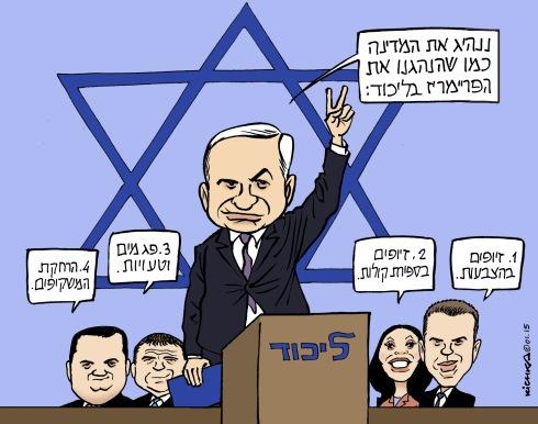 Likoud primaries