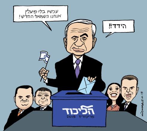 Likud primaries
