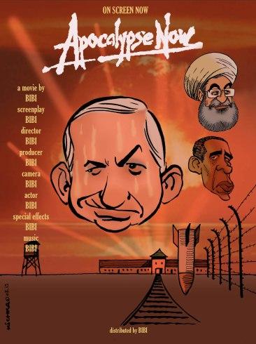 Bibi Apocalypse Now Congress