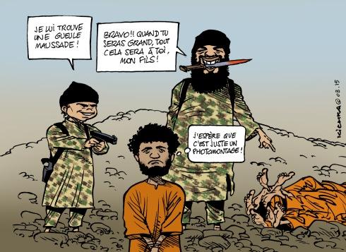 Daesh gosse