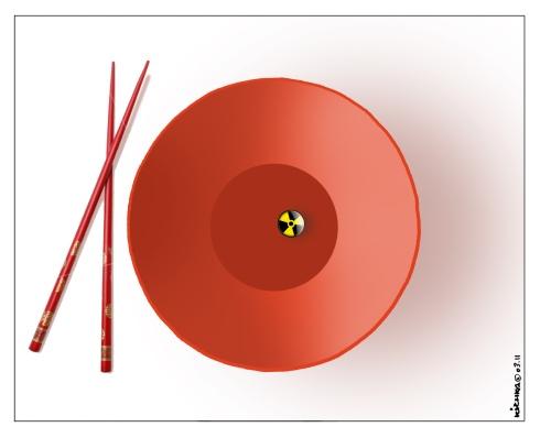 Japan 7 radiactivity