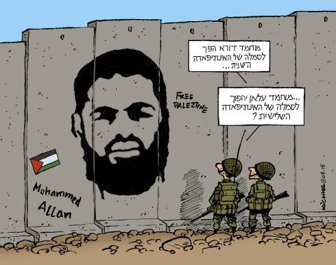 Mohammad Allan intifada