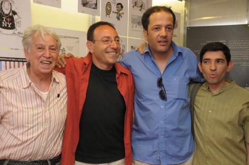 Ali Dilem,Bahgory,Kichka and Charka