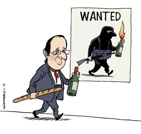 France contre djihadisme
