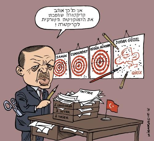 Erdogan vs Dogan Guzel