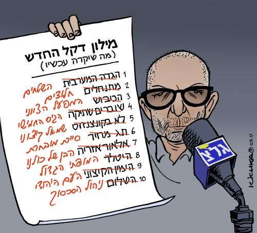 Yaron Dekel Galatz