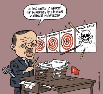 Erdogan veut Musa Kart