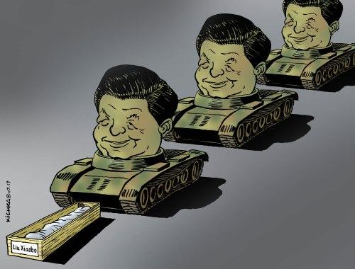 Liu Xiaoba 2017