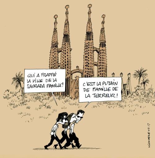 Barcelone attentat