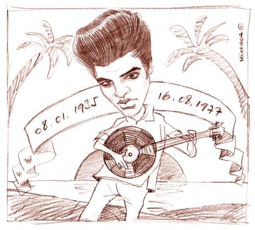 Elvis 20 ans