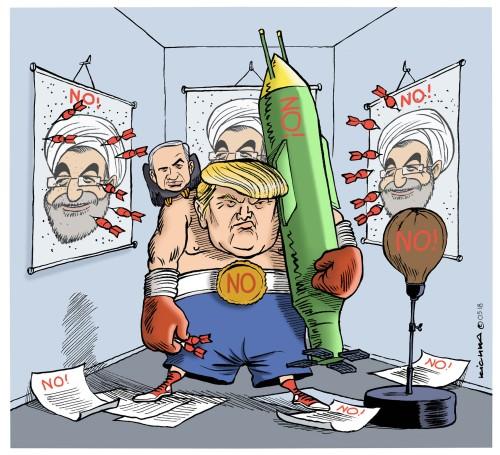 Trump Iran 2018