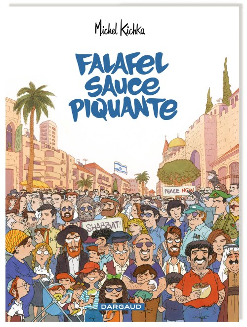 Falafel couv