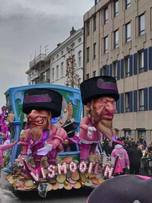 Carnaval-Alost-juifs-une-Jewpop