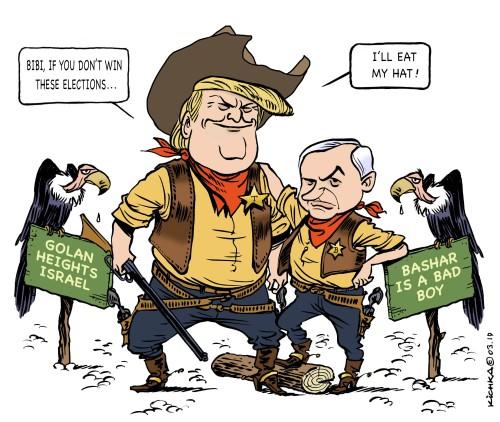 Trump Golan