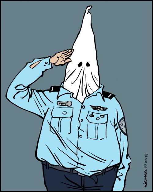 Police KKK