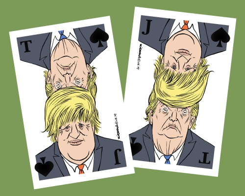 Johnson Trump G7