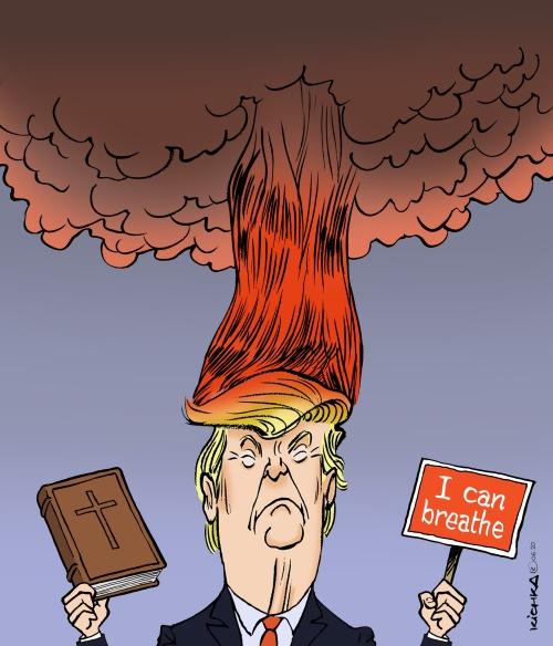 Trump June 2020