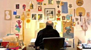 Milton-Glaser-studio